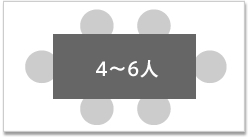 4-6人用