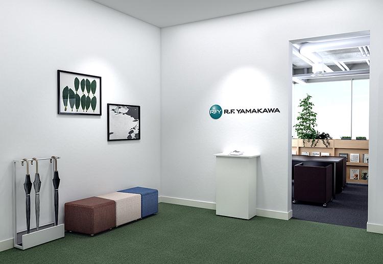 オフィスエントランスイメージ